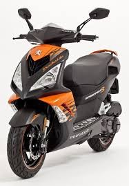 Speedfight orange 125